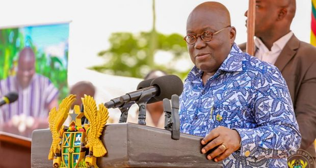 Akufo-Addo launches Free SHS with pride at West Africa Secondary School