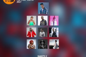 Strongman, Flowking Stone, Others Shortlisted In New Hip Hop Acts of 2017