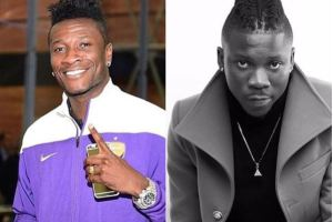 Asamoah Gyan not interested in Stonebwoy 'bailout'