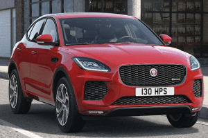 JoselynDumasIs The First Jaguar E-PACE Owner In Ghana