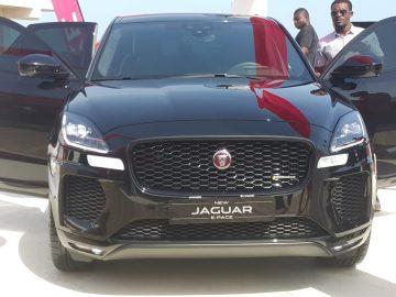 Meet The New Jaguar E-Pace Drive With Pro Infotainment System