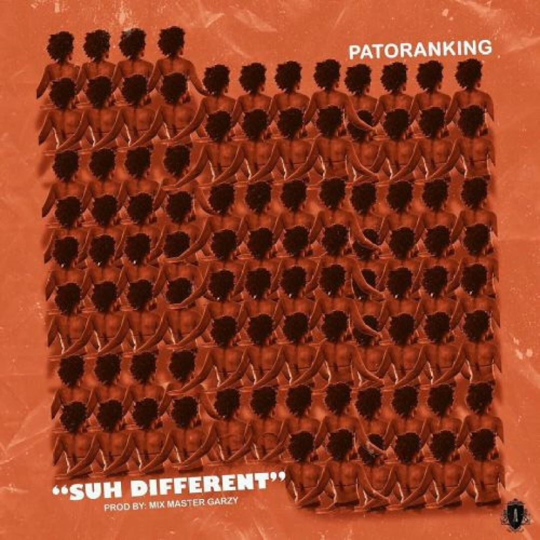 Patoranking - Suh Different (Prod. by Masta Garzy)