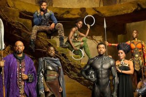 Black Panther Beats Titanic At The Box Office