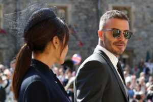 #RoyalWedding: Beckham, Oprah, Idris Elba, Others arrive at Windsor -Photos
