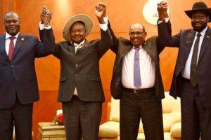South Sudan rivals trade accusations over ceasefire violation