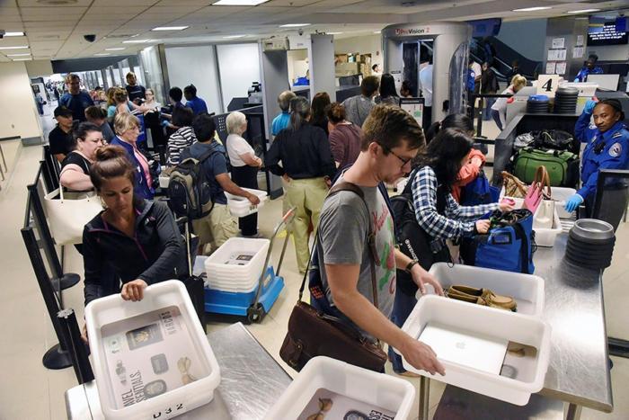 Airport Mailers To Ship Home Items TSA Won't