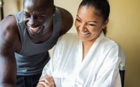 Chris Attoh's wife had a secret husband before her murder 9