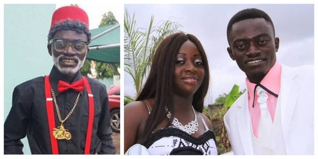 Lilwin's ex-wife cheated because he impregnated a white lady abroad