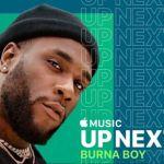 Burna Boy is Apple Music's 'Up Next' Artiste
