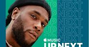 Burna Boy is Apple Music's 'Up Next' Artiste