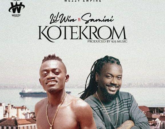 Listen: Lil Win features Samini on 'KoteKrom'
