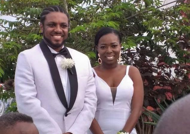 Rapper D-Cryme weds long time girlfriend?