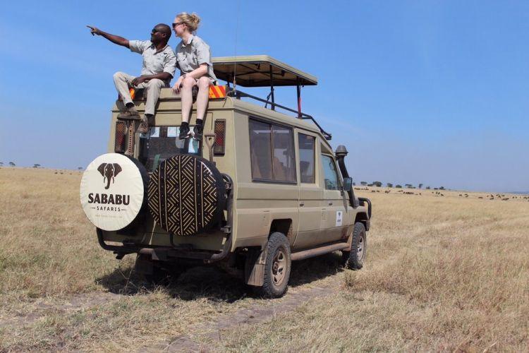 Sababu Safaris Offers Yoga & Healing Retreat in Tanzania