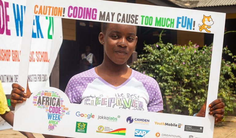 Meet the Ghanaian social enterprise driving digital literacy in Africa