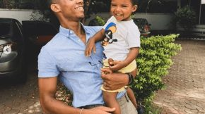 Kidi Celebrates His 3-Year-Old Son