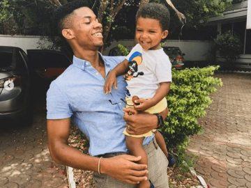 Kidi Celebrates His 3-Year-Old Son