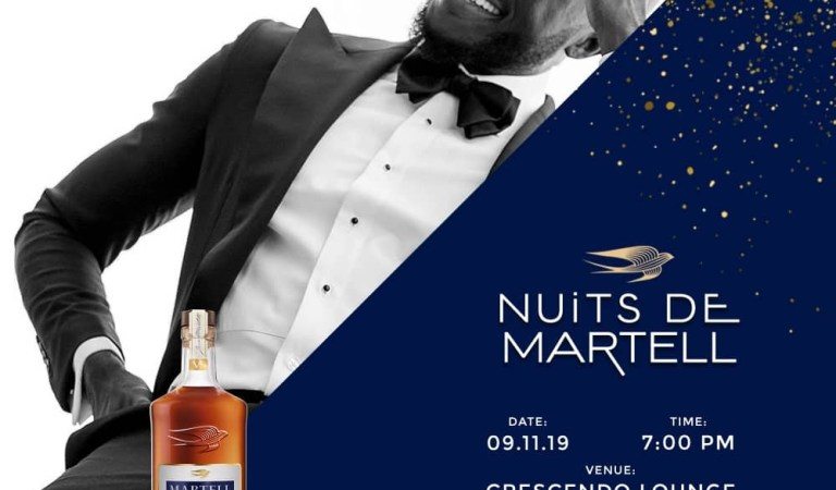 Style Influencer Brommon To Host Nuit De Martell in Accra