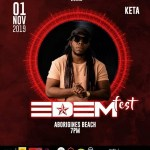 Rapper Edem blasts Ghana Tourism Authority for not supporting 'Edemfest'