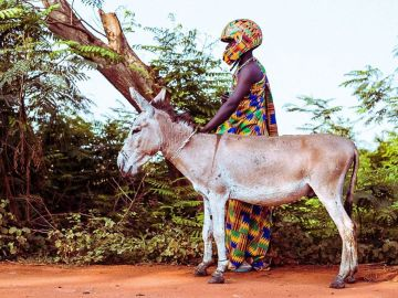 Ghanaian Visual Artist Mohammed Blakk Featured on BET