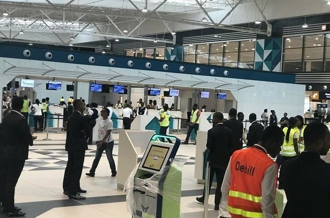 Year of Return: Visitors travelling to Ghana to obtain visa-on-arrival