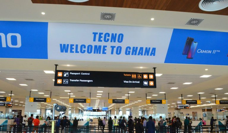 Ghana to sign £40m agreement with UK to upgrade Kumasi Airport