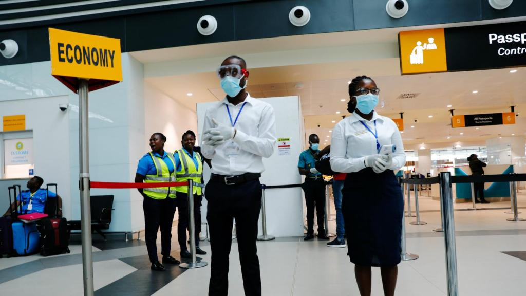 Ghana confirms 2 first cases of COVID19