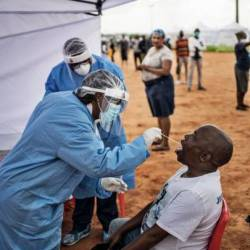 Africa records over 60,000 coronavirus cases