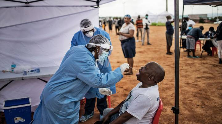 Africa records over 60,000 coronavirus cases, 2,221 deaths & 20,803 recoveries