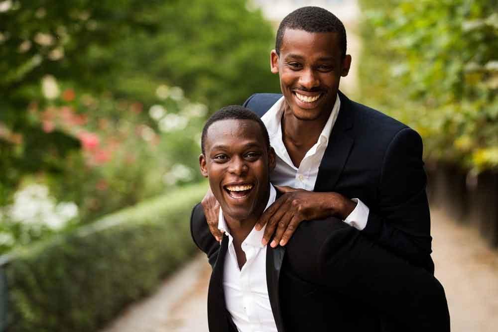 LGBT Nigerians with HIV