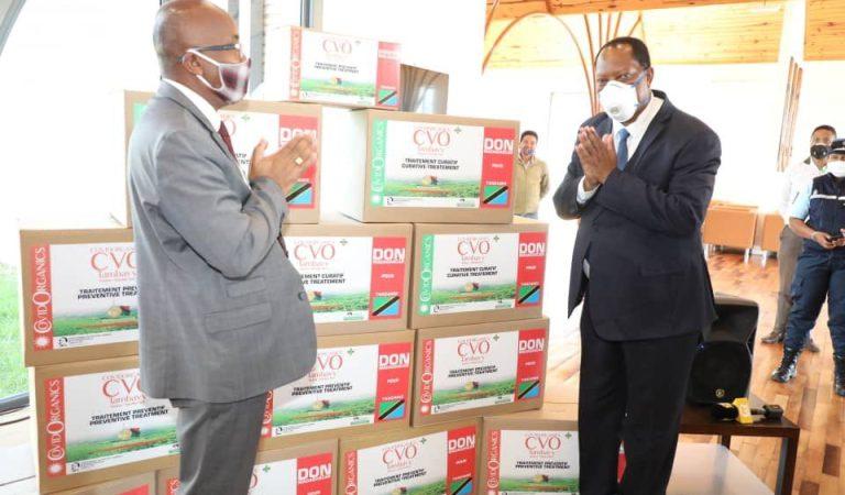 Tanzania receives Madagascar's Covid-19 remedy amid scrutiny