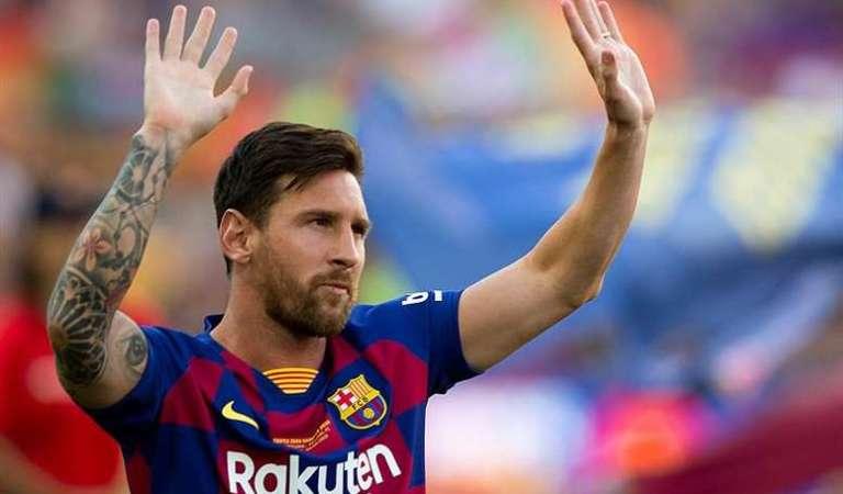 La Liga: Messi Escapes Red Card, 3 Real Madrid Captains Beat Sociedad