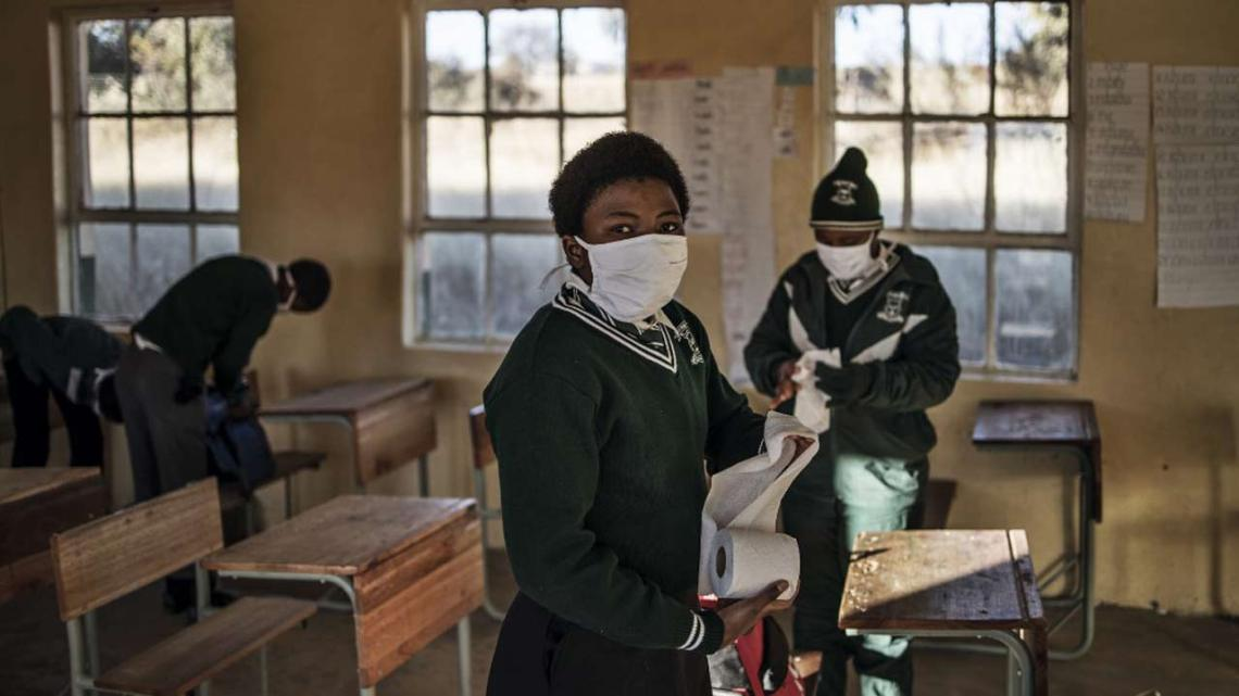 10 million kids 'may never return to school' after virus
