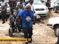 Hustling In An Unfriendly Economy, Nigeria