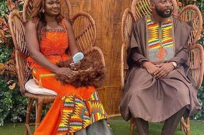 YFM's Rev Erskine Marries Nancy In Beautiful Traditional Ceremony