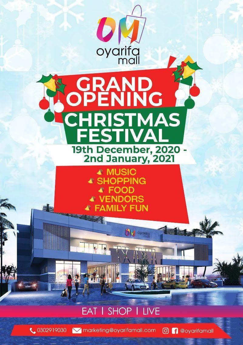 Oyarifa Mall