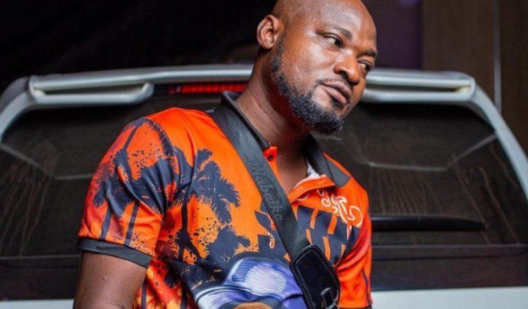 Video: Ghana Police Arrest Comedian Funny Face