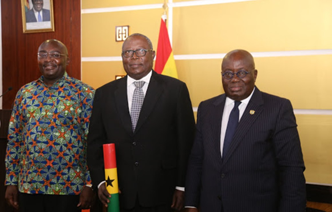 Akufo-Addo compromising NDC MPs with double salary – Martin Amidu