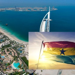 UAE and Ghana enter new visa-free entry agreement