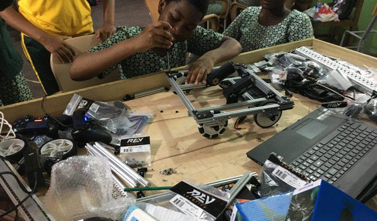 Aburi Girls SHS To Represent Ghana at Global Robotics Competition