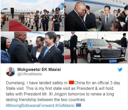 African leaders arrive in Beijing for 2018 FOCAC summit