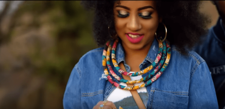 Ammara Brown releases energetic music video for Svoto featuring Mr Eazi