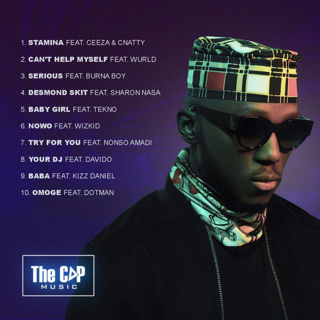 DJ Spinall releases 4th studio album, Iyanu
