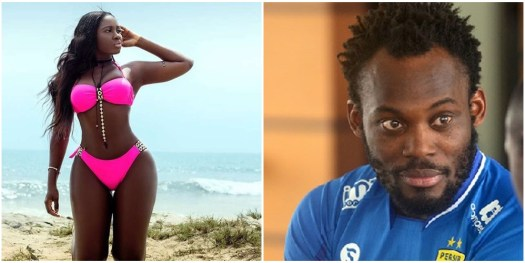 Dating Michael Essien was sweet but rapper DBlack is a cheat - Princess Shyngle