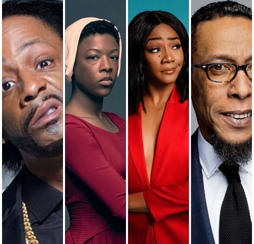 Emmys make history as black actors sweep guest star categories small