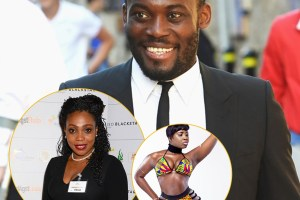 Michael Essien's wife wants a divorce, packs out over Princess Shyngle's confession