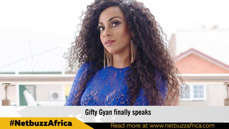DNA tests will vindicate me - Gifty Gyan