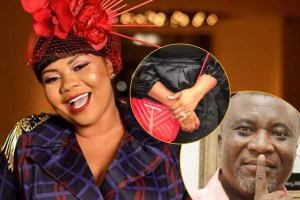 Gospel singer Gifty Osei is engaged to NPP's Hopeson Adorye