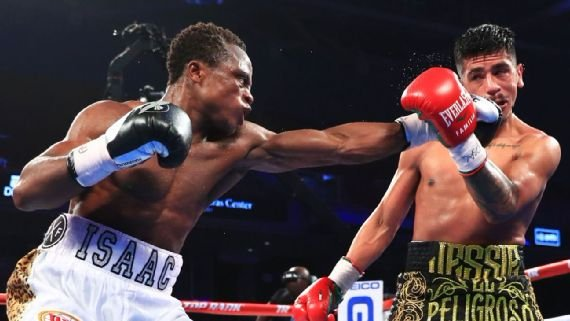 Isaac Dogboe promises knockout in title defense