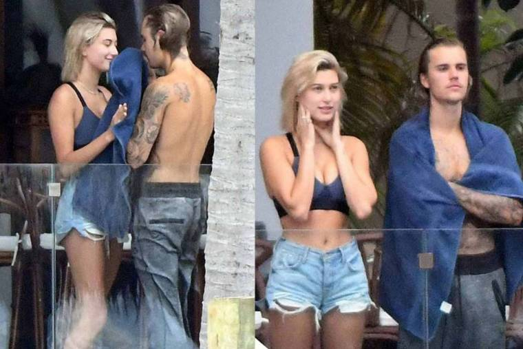 Justine Bieber has a new look months after secret wedding