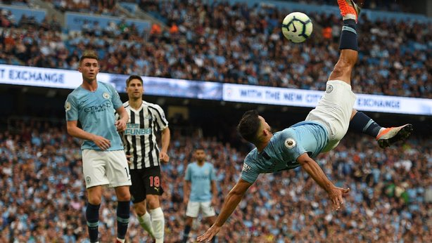 Kyle Walker ends goal drought in Man City victory over Newcastle